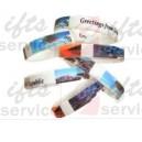 Reklamní silikonový náramek a fotografií