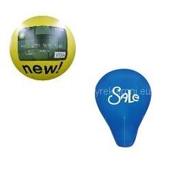nafukovací balóny a koule na zakázku