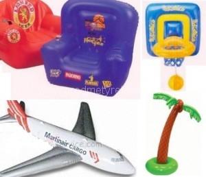 nafukovací dětské produkty na zakázku