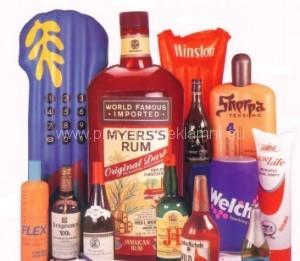 reklamní nafukovací výrobky na zakázku