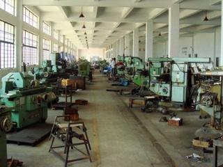 Produkce větrníků